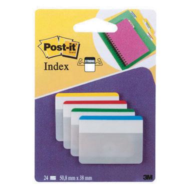 4x6 Index rígido 4 colores 2