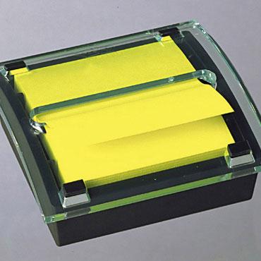 Dispensador Z-Notes 76 x 76 mm. Post-it