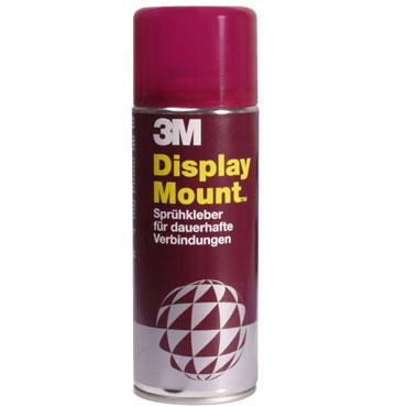 Adhesivo spray Display Mount Scoth 400 ml.