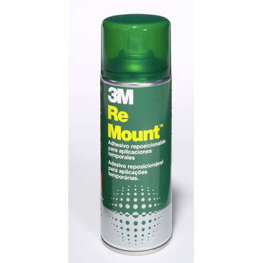 Adhesivo spray Remount Scotch 400 ml.