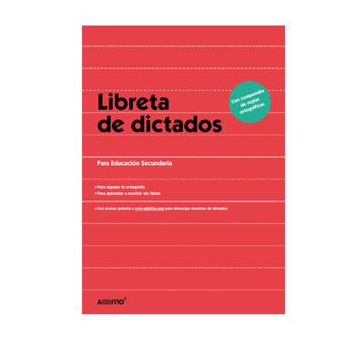 Libreta Dictados Secundaria Additio D122