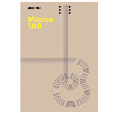 Bloc de música Tab Additio M22