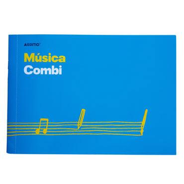 Bloc de música Combi Additio M45