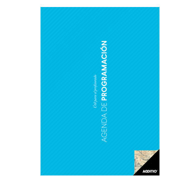 Agenda de Programación Additio P202