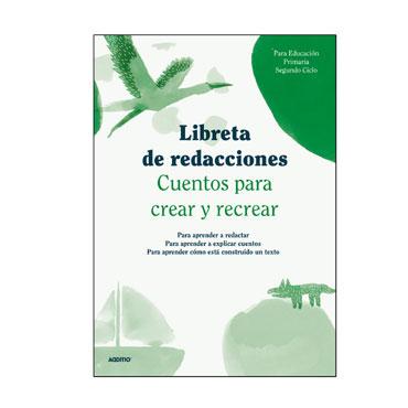 Libreta Redacción 2º Ciclo Primaria Additio R102