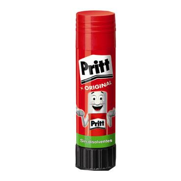 Barra adhesiva pegamento stick 43 g. Pritt 1584626