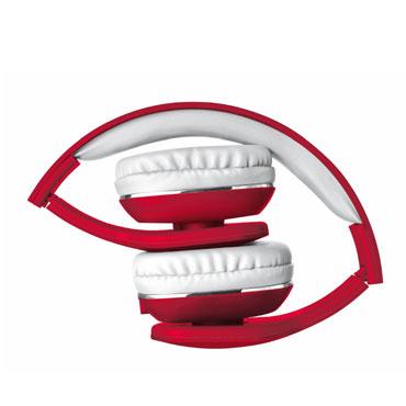 Auriculares para Tablet rojos Mobi Trust