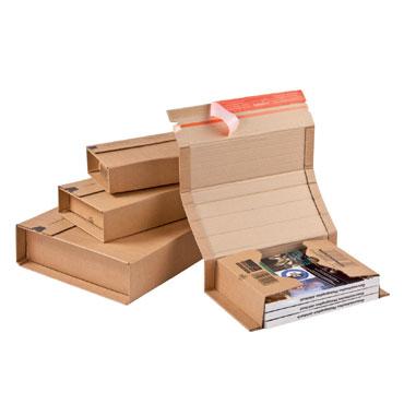 Caja de envío multiuso A5