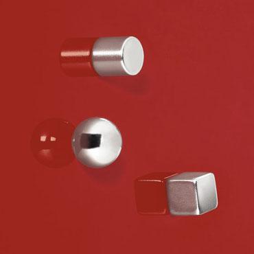 10 imanes cubo pizarra cristal 10x10x10 mm. 948978