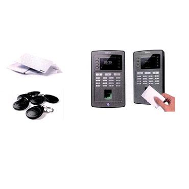 Terminal control asistencia TA-8030 Safescan
