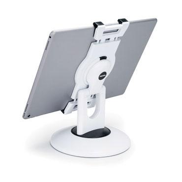 Base universal para Tablet blanca aidata