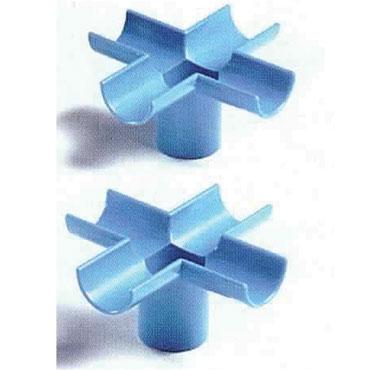 6 Soportes conos-picas Amaya 432506