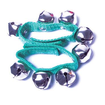 2 pulseras de cascabeles Amaya 441012