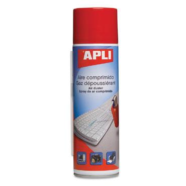 Aire comprimido fuerte 300 ml. Apli 11298