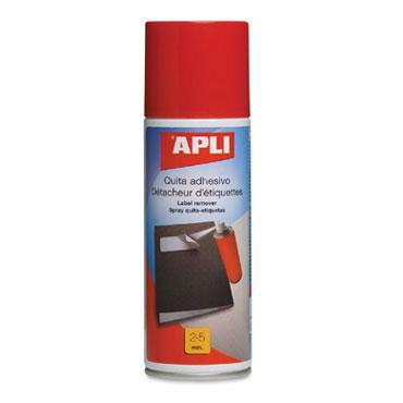 Quita-adhesivo 200 ml. Apli 11303