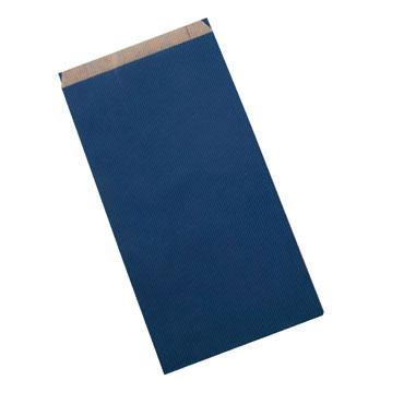 250 sobres regalo 12,5x4,5x20 cm. Azules Apli