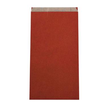 250 sobres regalo rojos 18x6x35 cm. Apli  101652
