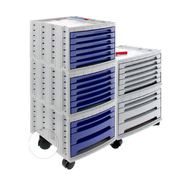 4 ruedas para ArchivoTec 6000 Archivo 2000