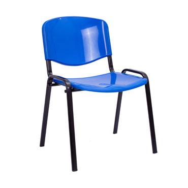 4 sillas colectividad MERLO azules Archivo 2000