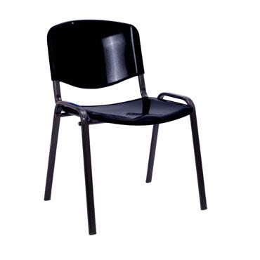 4 sillas colectividad MERLO negras Archivo 2000