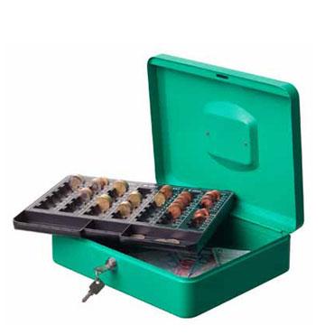 Caja de caudales verde Archivo 2000 7405VE