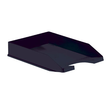Bandeja portadocumentos negra Archivo 2000