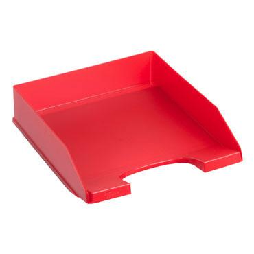 Bandeja portadocumentos roja Archivo 2000 740RJ