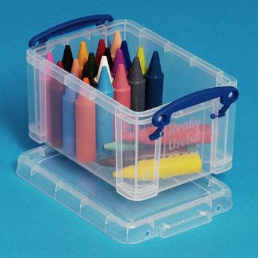 Caja plástico 0,7 l. Archivo 2000