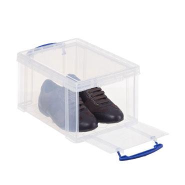 Caja plástico 14 l. Archivo 2000 RU14CSTP