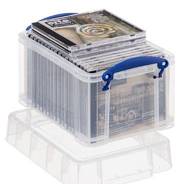 Caja plástico 3 l. Archivo 2000 RU3CSTP