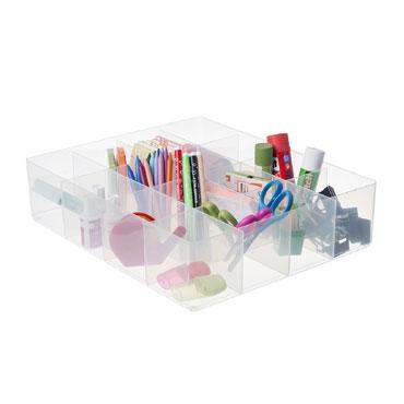 Bandeja plástico 16 compartimentos Archivo 2000