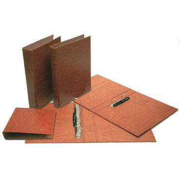 Carpeta cuero 4º Grafoplás 07344041