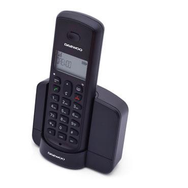 Teléfono DTD-1350 negro Daewo DW0084