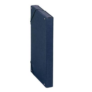 Caja proyectos lomo 3 cm. negra Dohe 09723