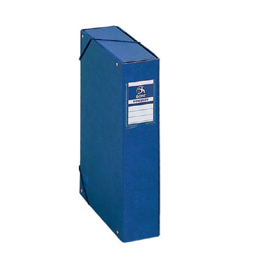 Caja proyectos lomo 7 cm. azul Dohe 09736