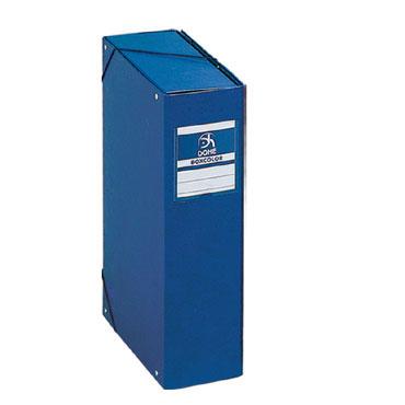 Caja proyectos lomo 9 cm. azul Dohe 09744
