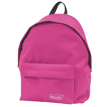 Mochila rosa daypack 45003