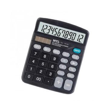 Calculadora 12 dígitos MTL 79130