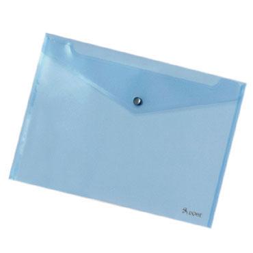 Sobre broche PP Folio azul Dohe 90424