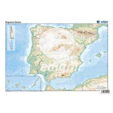 50 láminas color España físico 21601048