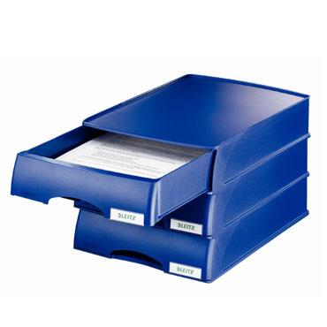Bandeja Plus con cajón azul Esselte  52100035