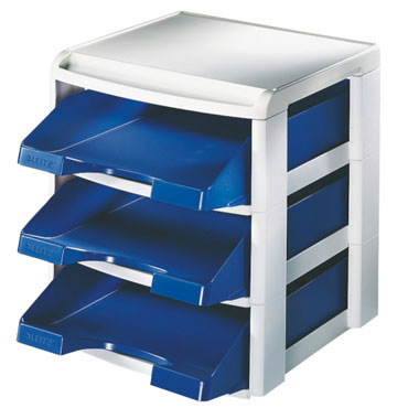 Módulo bandejas azul Leitz 53270035