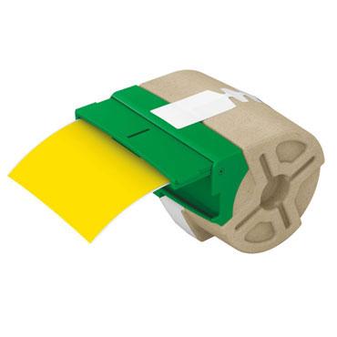 Cinta plástico 88 mm. x 10 m. amarilla Icon Leitz 70160115