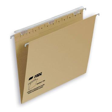 25 carpetas colgantes TikiFade visión superior Folio prolongado 400064817