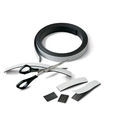 10 bandas magnéticas 100x20 mm. Faibo 731-10