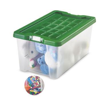 Caja multiuso 371x226x160mm. Faibo 883