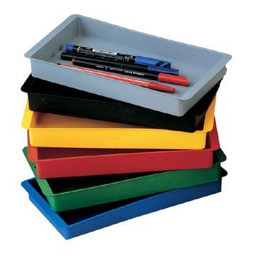 10 bandejas multiuso colores surtidos Faibo 210-00