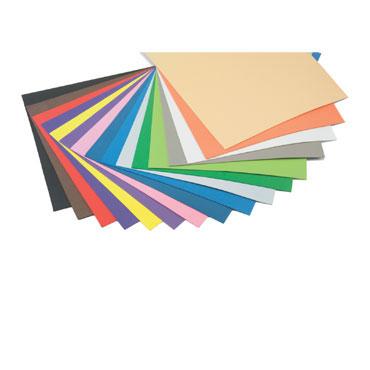10 hojas EVA colores surtidos 50x65 cm. Faibo 1656-00