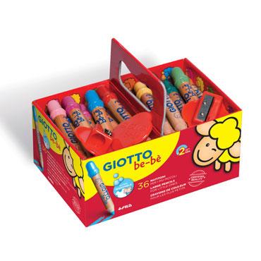 12 lápices Colors 3.0 Giotto 276600