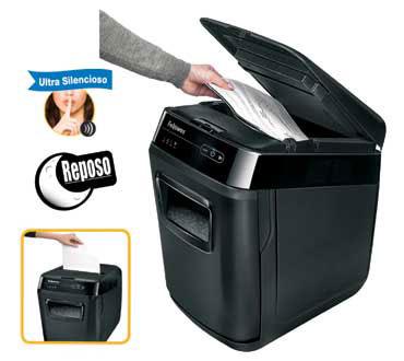 Destructora papel Fellowes Automax 200C uso frecuente 4653601